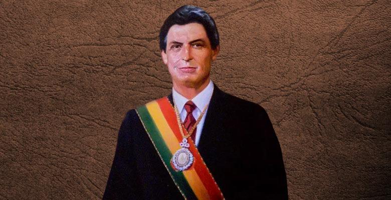 Jaime Paz Zamora