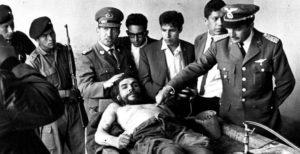 Muerte de Ernesto Che Guevara