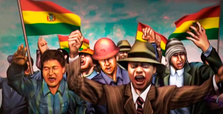 Revolución Boliviana