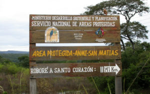 Área Natural San Matías