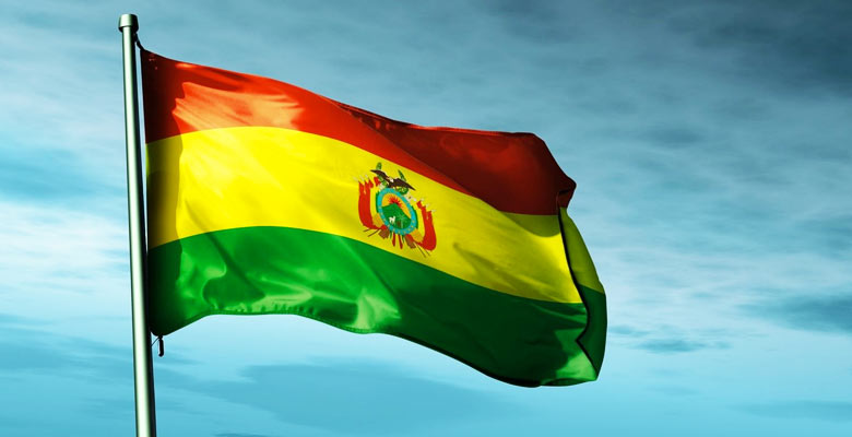 Bandera de Bolivia (Creación y significado)