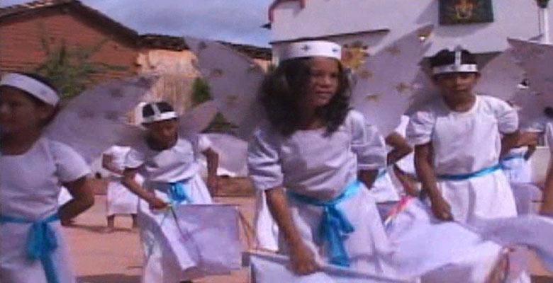 Danza Los Angelitos