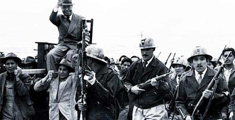 Dictadura militar en Bolivia