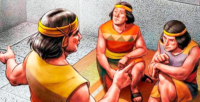 Educación en la época de los Incas