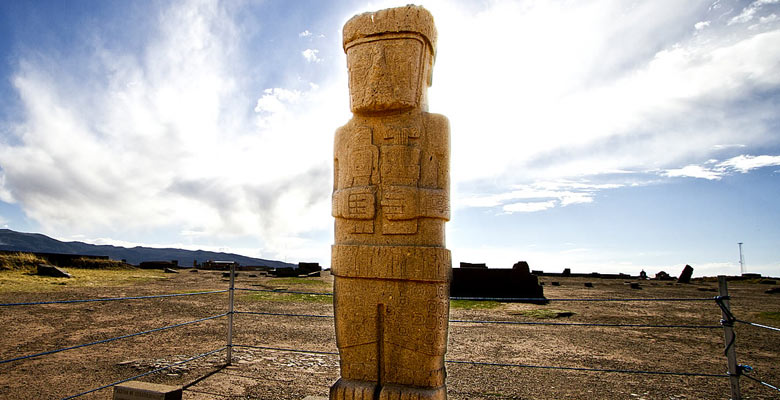 Esculturas de Bolivia