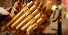 Instrumentos tradicionales de Bolivia
