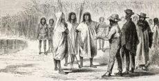Primeros habitantes de Bolivia