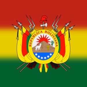 Segundo escudo de Bolivia