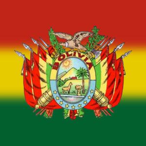 Tercer escudo de Bolivia